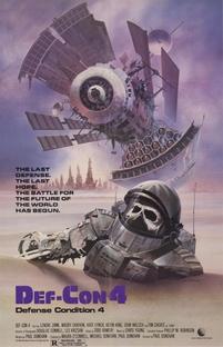 Condição de Defesa - Poster / Capa / Cartaz - Oficial 1