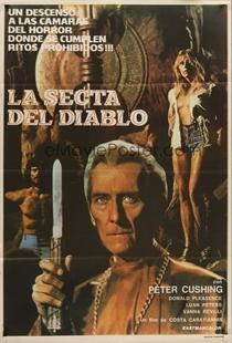 O Homem do Diabo - Poster / Capa / Cartaz - Oficial 4