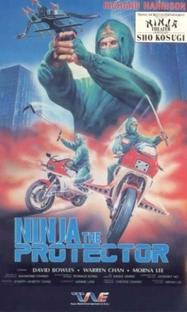 Ninja, O Protetor - Poster / Capa / Cartaz - Oficial 1