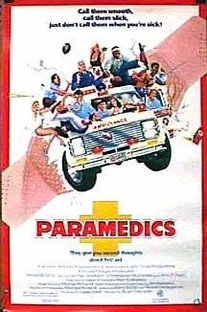 Loucos Paramédicos - Poster / Capa / Cartaz - Oficial 2