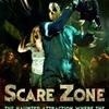 """Confira o trailer e poster de """"Scare Zone"""""""