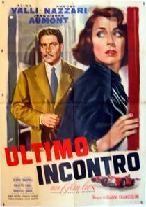 Último Encontro - Poster / Capa / Cartaz - Oficial 1