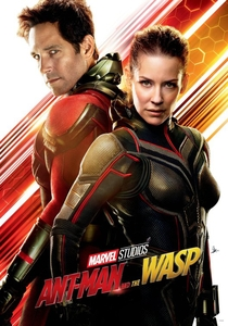Homem-Formiga e a Vespa - Poster / Capa / Cartaz - Oficial 8