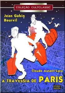 A Travessia de Paris - Poster / Capa / Cartaz - Oficial 4