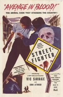 Street-Fighter - Poster / Capa / Cartaz - Oficial 1