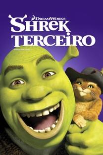 Shrek Terceiro - Poster / Capa / Cartaz - Oficial 6