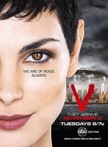 V – Visitors (1ª Temporada) - Poster / Capa / Cartaz - Oficial 1