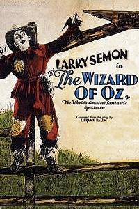 O Feiticeiro de Oz - Poster / Capa / Cartaz - Oficial 2