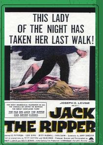 Jack, O Estripador - Poster / Capa / Cartaz - Oficial 1