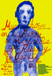 Rapaz no Bar Se Masturba com Ímpeto e Ousadia - Poster / Capa / Cartaz - Oficial 1