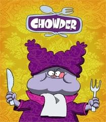Chowder (1ª Temporada) - Poster / Capa / Cartaz - Oficial 1