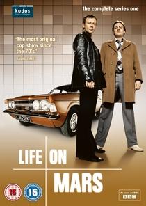 Life on Mars - UK (1ª Temporada) - Poster / Capa / Cartaz - Oficial 2