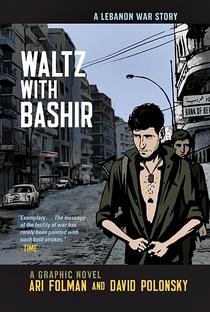 Valsa com Bashir - Poster / Capa / Cartaz - Oficial 8