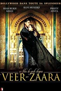 Veer-Zaara - Poster / Capa / Cartaz - Oficial 3