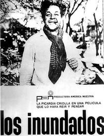 Los Inundados - Poster / Capa / Cartaz - Oficial 1