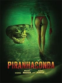 Piranhaconda - Poster / Capa / Cartaz - Oficial 1