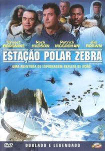 Estação Polar Zebra - Poster / Capa / Cartaz - Oficial 4