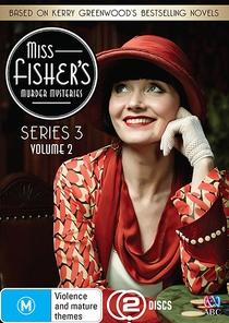 Miss Fisher's Murder Mysteries (3ª Temporada) - Poster / Capa / Cartaz - Oficial 1