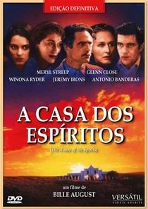 A Casa dos Espíritos - Poster / Capa / Cartaz - Oficial 11