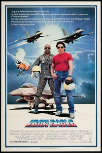 Águia de Aço - Poster / Capa / Cartaz - Oficial 1