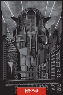 Metrópolis - Poster / Capa / Cartaz - Oficial 30