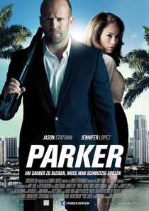 Parker - Poster / Capa / Cartaz - Oficial 2