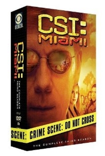 CSI: Miami - Pro Per - Poster / Capa / Cartaz - Oficial 1