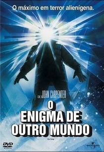 O Enigma de Outro Mundo - Poster / Capa / Cartaz - Oficial 2