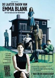Os Últimos Dias de Emma Blank - Poster / Capa / Cartaz - Oficial 1