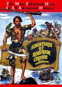 As Aventuras de Robinson Crusoé - Poster / Capa / Cartaz - Oficial 7
