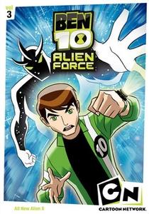 Ben 10: Força Alienígena (3ª Temporada) - Poster / Capa / Cartaz - Oficial 1