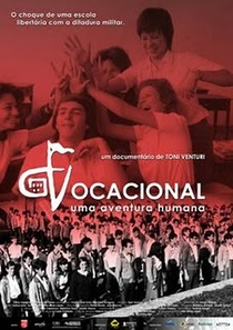 Vocacional - Uma aventura humana - Poster / Capa / Cartaz - Oficial 1