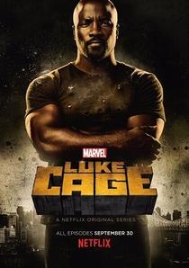 Luke Cage (1ª Temporada) - Poster / Capa / Cartaz - Oficial 1