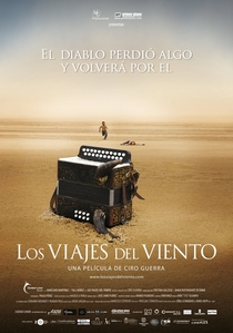 As Viagens do Vento - Poster / Capa / Cartaz - Oficial 1