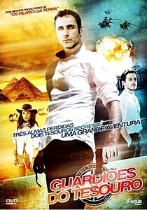 Guardiões do Tesouro - Poster / Capa / Cartaz - Oficial 2