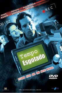Tempo Esgotado - Poster / Capa / Cartaz - Oficial 1