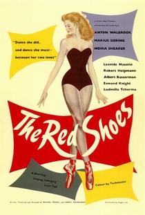 Os Sapatinhos Vermelhos - Poster / Capa / Cartaz - Oficial 2