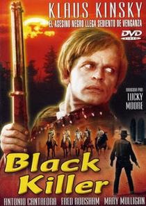 O Pistoleiro Negro - Poster / Capa / Cartaz - Oficial 3