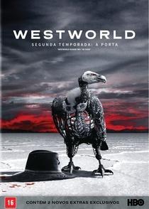 Westworld (2ª Temporada) - Poster / Capa / Cartaz - Oficial 5