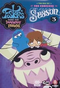 A Mansão Foster para Amigos Imaginários (3ª temporada) - Poster / Capa / Cartaz - Oficial 1