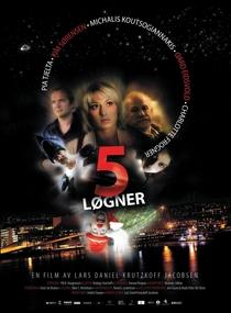 5 løgner - Poster / Capa / Cartaz - Oficial 1
