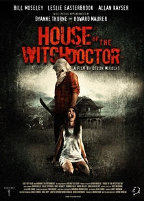House Of The Witchdoctor  - Poster / Capa / Cartaz - Oficial 1