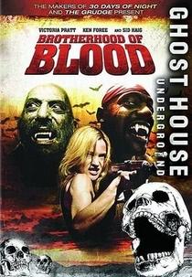 Irmandade de Sangue - Poster / Capa / Cartaz - Oficial 1