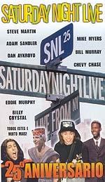Saturday Night Live - 25º Aniversário - Poster / Capa / Cartaz - Oficial 1