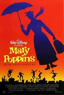 Mary Poppins - Poster / Capa / Cartaz - Oficial 1