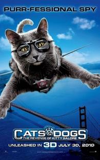 Como Cães e Gatos 2: A Vingança de Kitty Gallore - Poster / Capa / Cartaz - Oficial 4