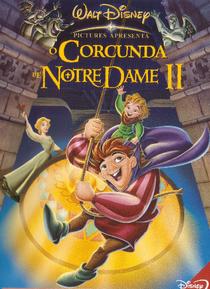 O Corcunda de Notre Dame II – O Segredo do Sino - Poster / Capa / Cartaz - Oficial 2