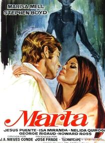 Marta, A Mulher Insaciável - Poster / Capa / Cartaz - Oficial 2