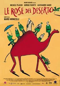 As Rosas Do Deserto - Poster / Capa / Cartaz - Oficial 1