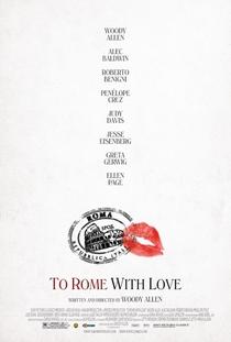 Para Roma Com Amor - Poster / Capa / Cartaz - Oficial 2